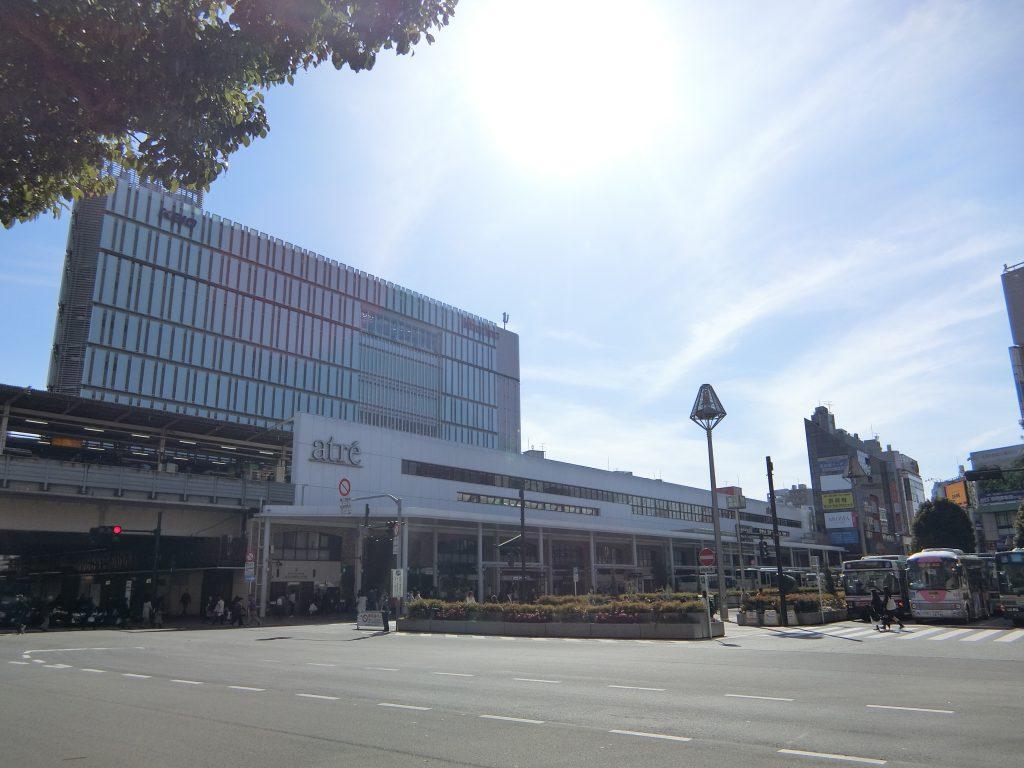 「吉祥寺」駅