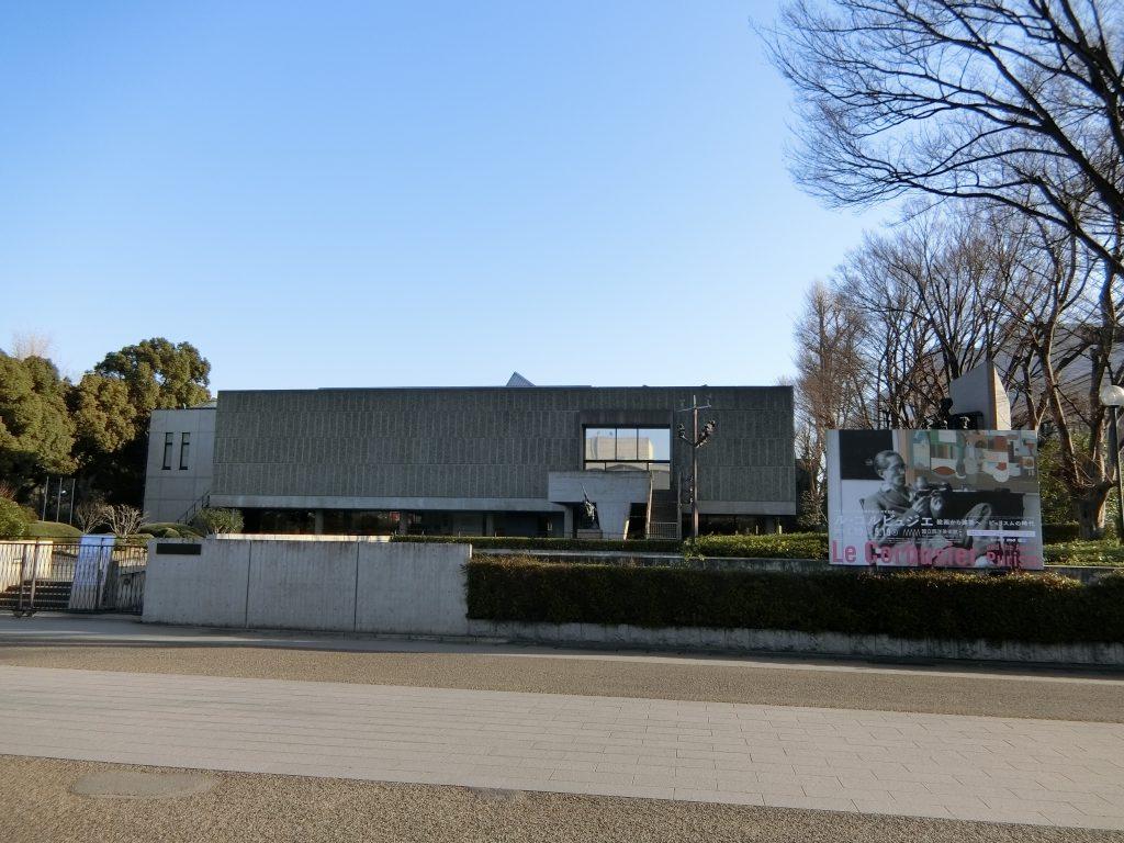 世界遺産に登録された国立西洋美術館