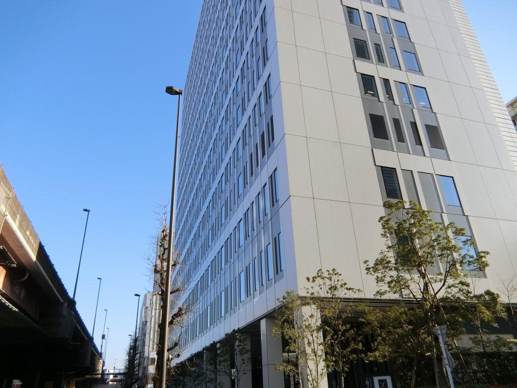 秋葉原から上野・浅草にかけてはホテルの建設が活発(写真は昭和通り)