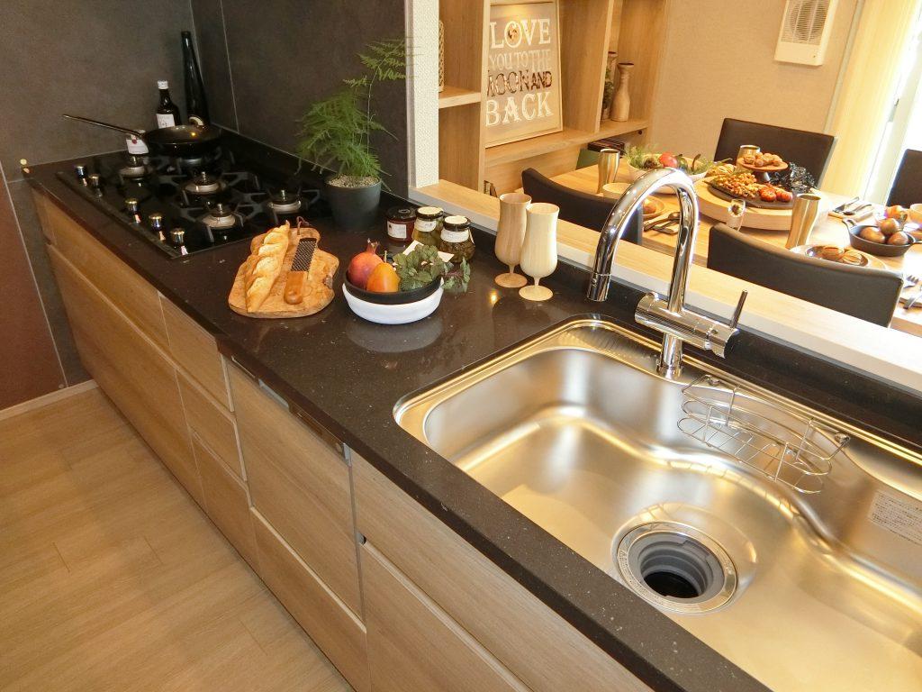 ディスポーザーや食器洗い乾燥機付きのマンションは珍しくなくなった(写真はイメージ)