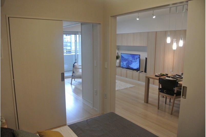 「グランコスモ武蔵浦和」の室内