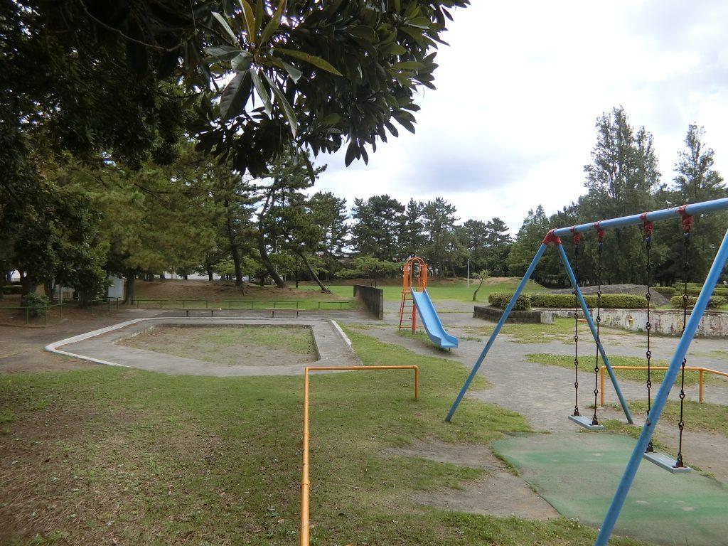 「ミハマシティ検見川浜」近くの公園