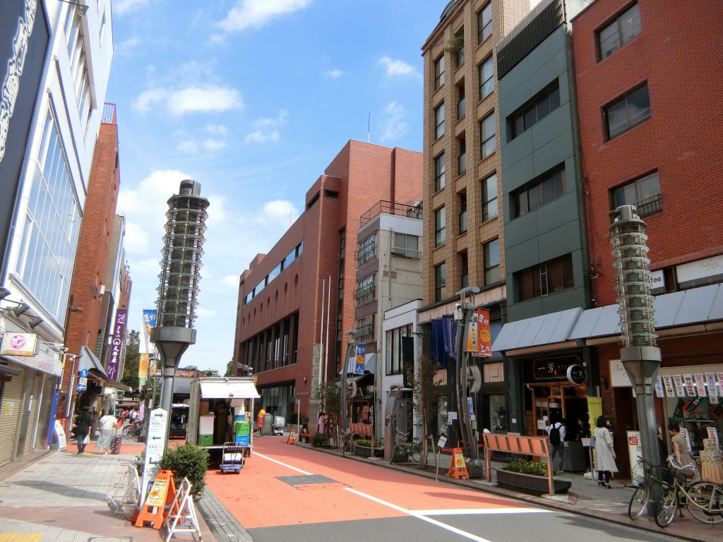 基準地価上昇率が首都圏商業地トップだった浅草1丁目界隈