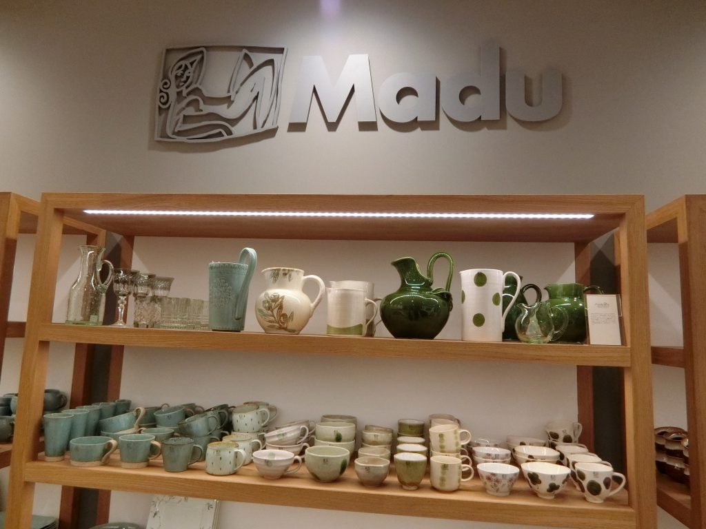 生活雑貨のお店「Madu」(マディ)