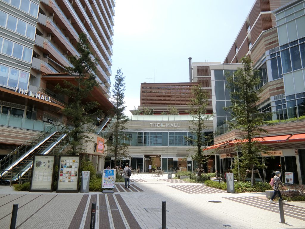 武蔵小山の駅前再開発で誕生した「パークシティ武蔵小山 ザ モール 」