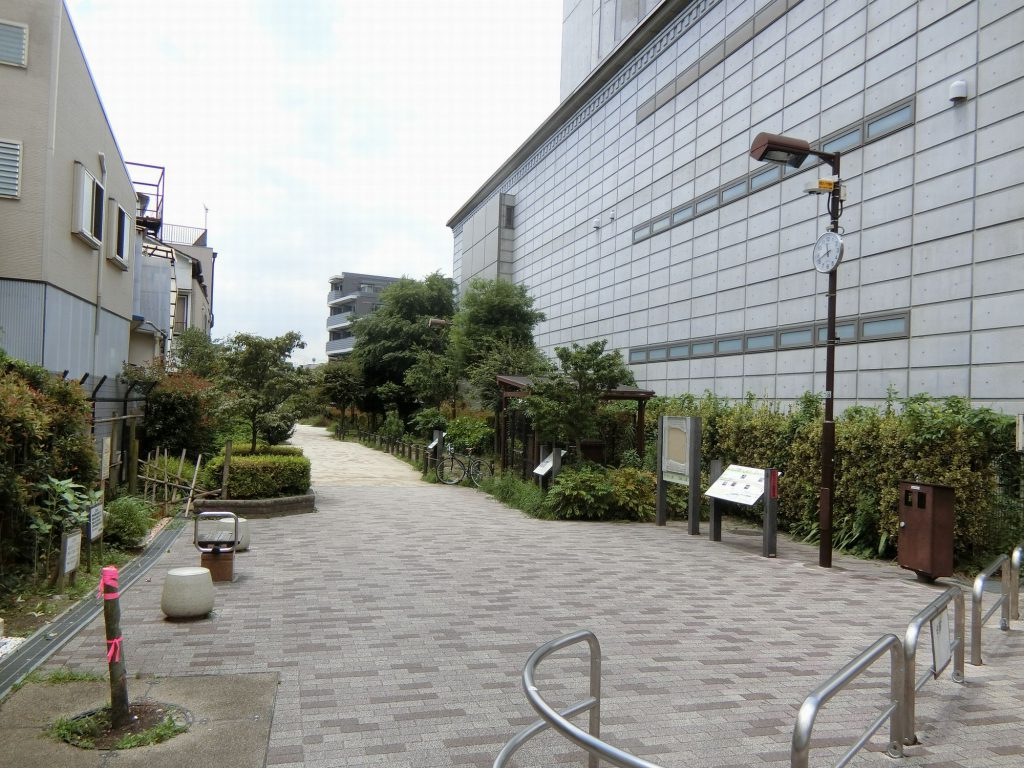 武蔵小山緑道公園