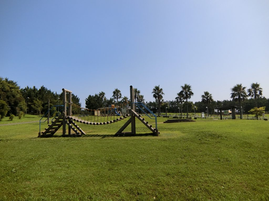 「総合公園」の遊具
