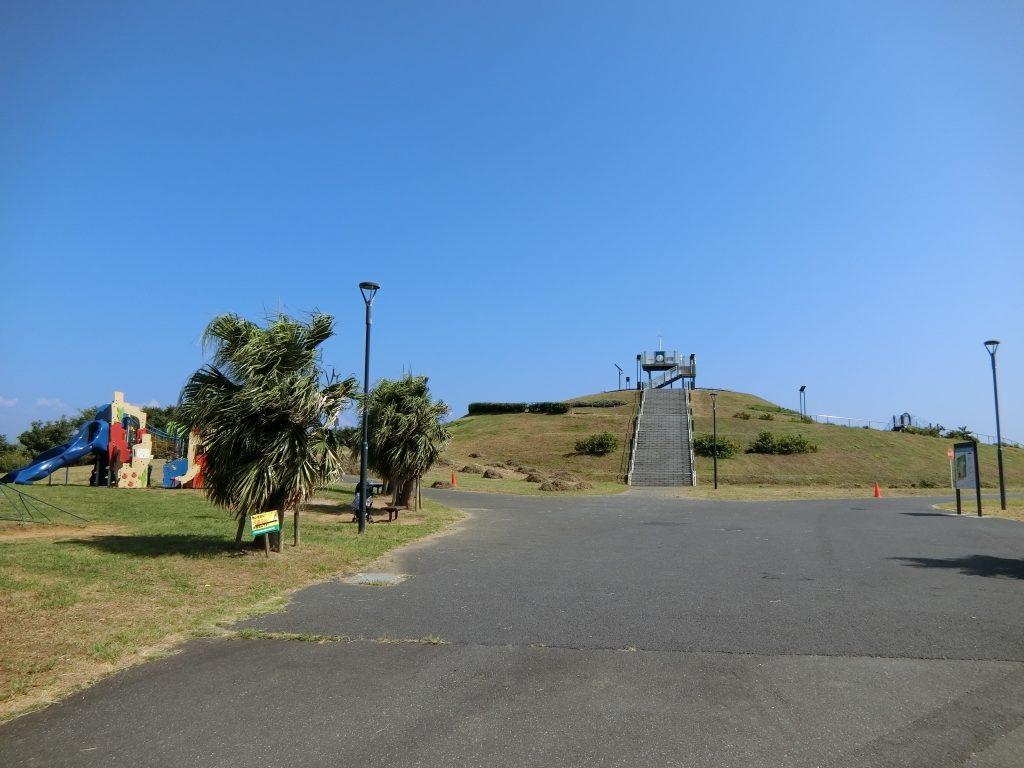 徒歩1分の高州海浜公園