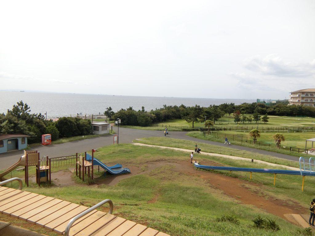 高州海浜公園からの景色