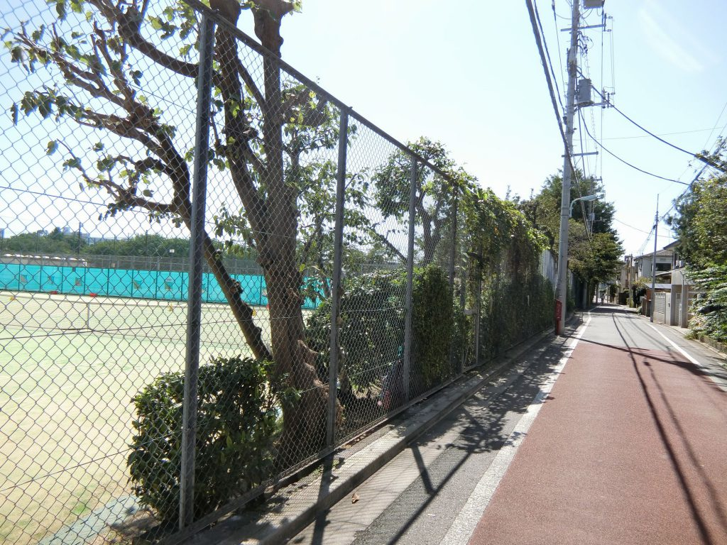 碑文谷テニスコート