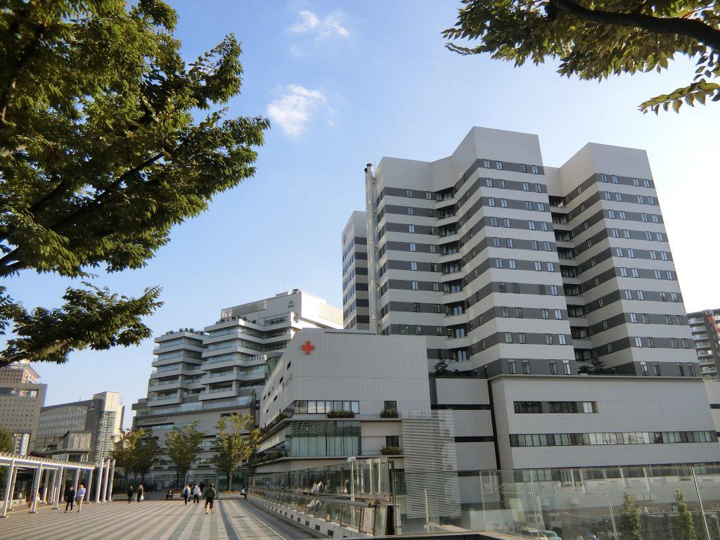 さいたま赤十字病院と埼玉県立小児医療センター