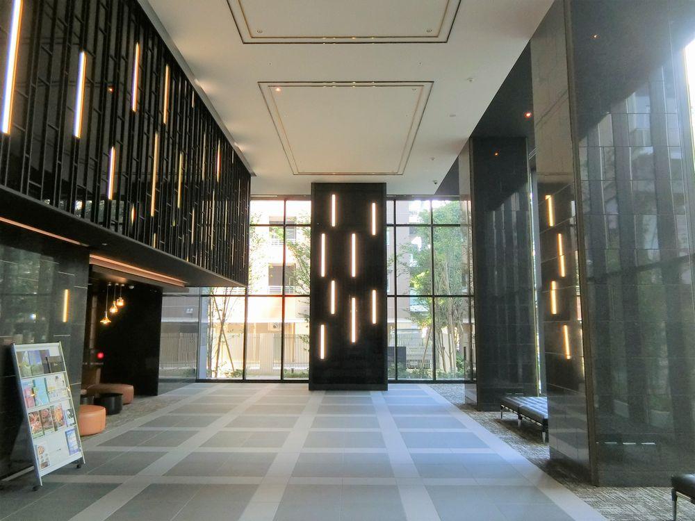 シティタワー武蔵小山のグランドエントランスホール